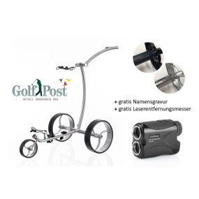 Golfpost Special Elektro Golf Trolley walker