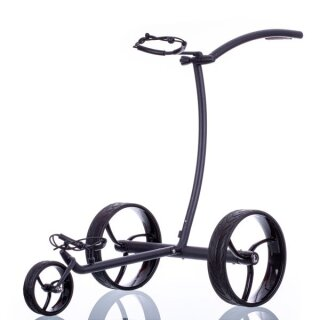 Elektro Golf Trolley walker schwarz, Lithium Akku,...